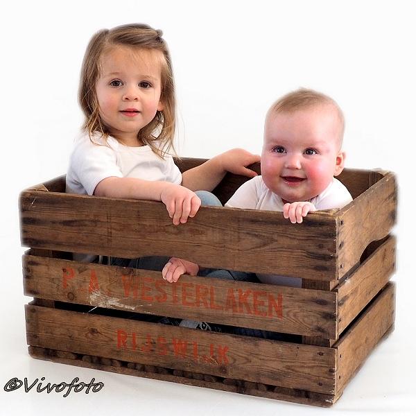 Joelle en Eva